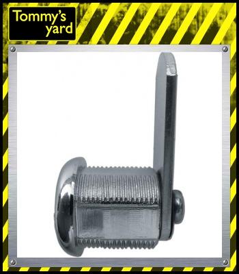 Asec Security Nut Fix Cam Lock 20mm