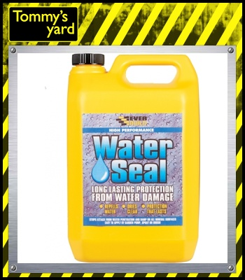 Water Seal 5 Litre