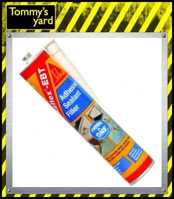 Sika Adhesive Sealent Filler EBT White 300ml