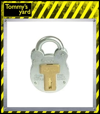 Squire All Weather Shed Lock Medium