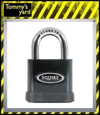 Squire High Security Closed Shackle Lock