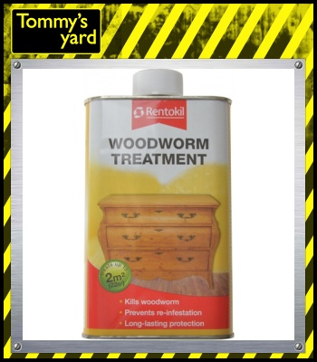 Woodworm Fluid 500ml