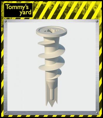 Timco Nylon Speed Plug TBAN