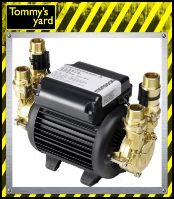 Stuart Turner Monsoon Standard 3.0 bar Twin - Shower & whole house pumps 46416