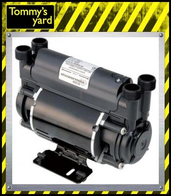 Stuart Turner Showermate eco 1.5 bar Twin - Shower pump 46502