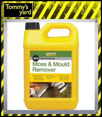 Moss & Mould Remover 5 Litre