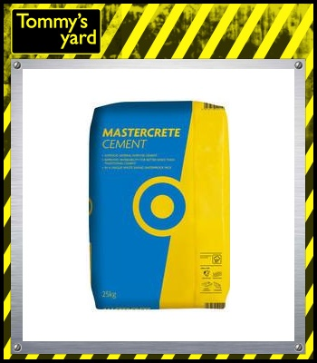 BLUE CIRCLE Mastercrete 25kg Bag