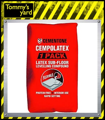 Cementone Cempolatex Levelling Floor Compound 25kg