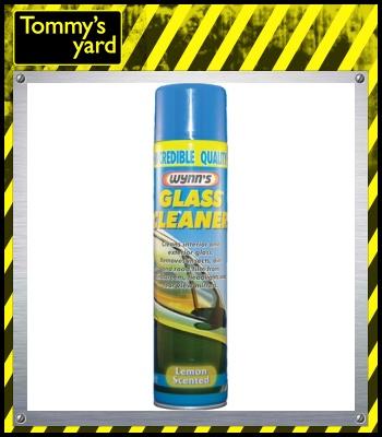 Glass Cleaner Lemon 600 Ml