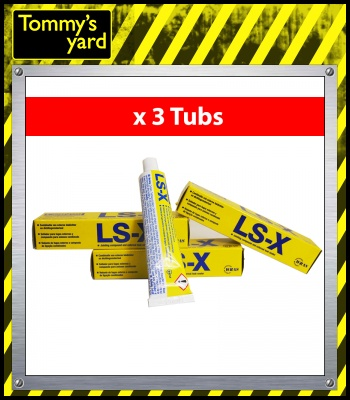 Fernox LS-X Leak Sealer 50ml x3 Tubes