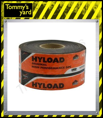 Ruberoid Hyload Original Damp Proof Course 100mm x 20m Price Per Roll