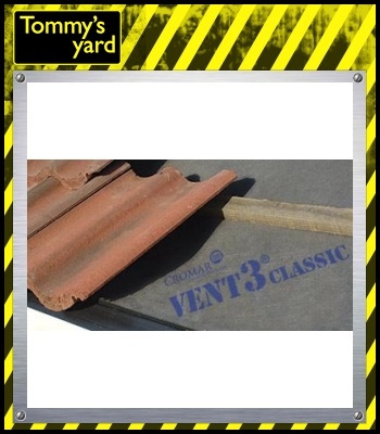 Vent 3 Classic BreathableConservation Roofing Membrane 1.5m x 50m