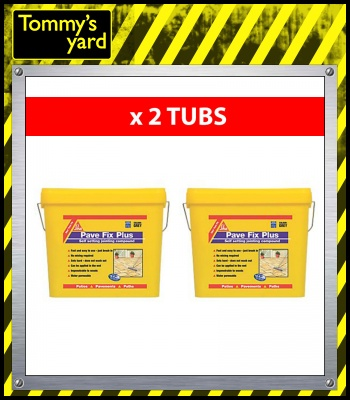 Sika Pave Fix Plus Compound Buff 11Ltr x 2