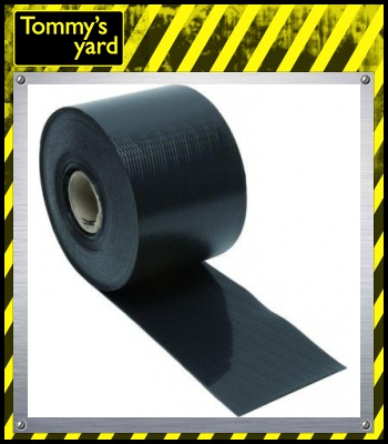 Visqueen Polythene Damp Proof Course 150mm x 30m Price Per Roll