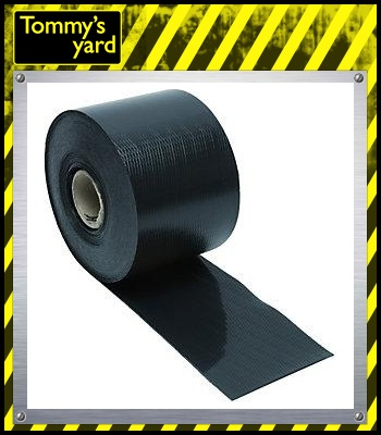 Visqueen Polythene Damp Proof Course 100mm x 30m Price Per Roll