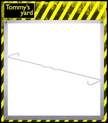 Type 4/Type A Housing Tie 250mm Box x250