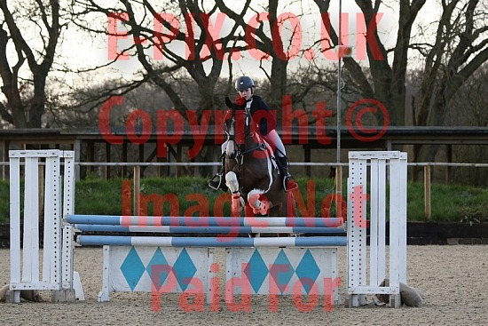 SMP Events Combined Training Showjumping 01-02-20