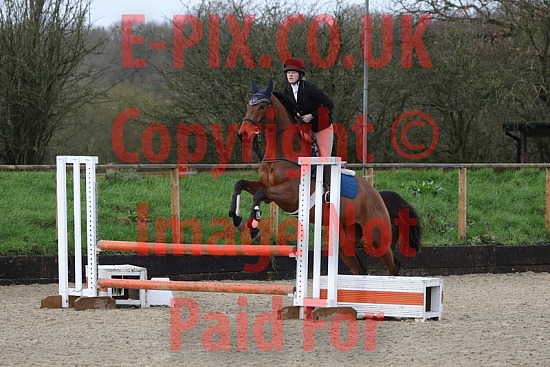 SMP Events - Blue Barn BS Showjumping 08-02-20