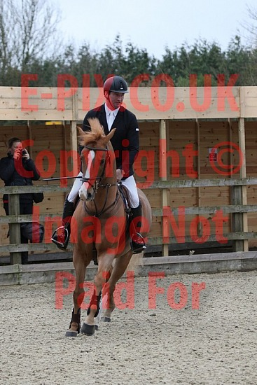 SMP Events - Bluebarn EC BS Showjumping 15-02-2020