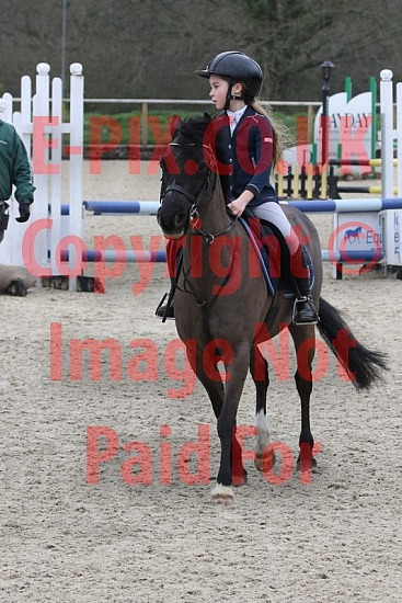 SMP Blue Barn BS Junior Showjumping 22-02-2020