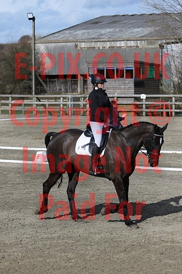 SMP Events Quest and Unaffiliated Dressage 29-02-2020
