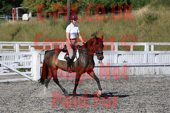 CME Unaff Dressage 18-07-2020