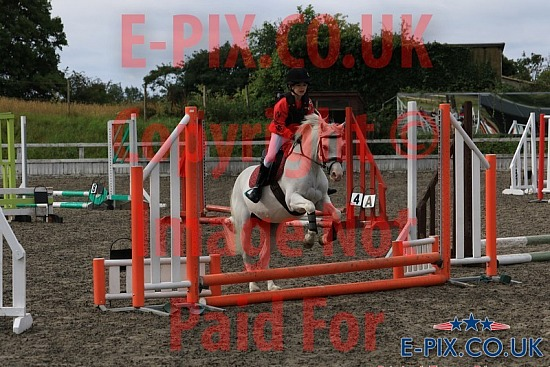 CME Showjumping 26-07-2020