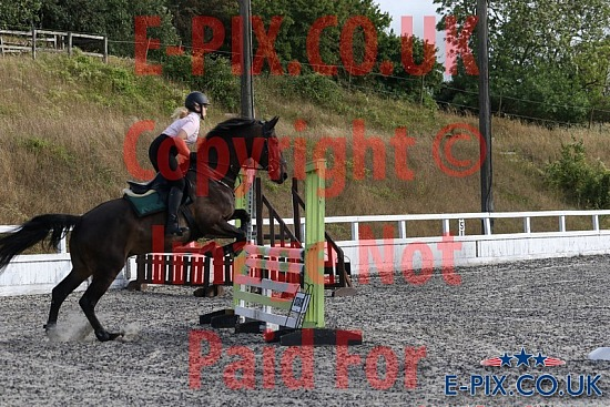CME Unaffiliated Showjumping 22-08-2020
