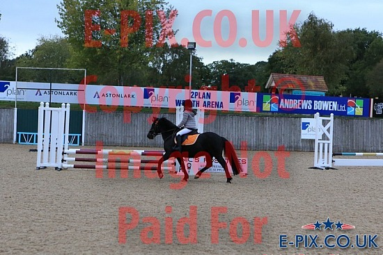 SMP Events - Showjumping at The All England Showground Hickstead - 27-09-2020