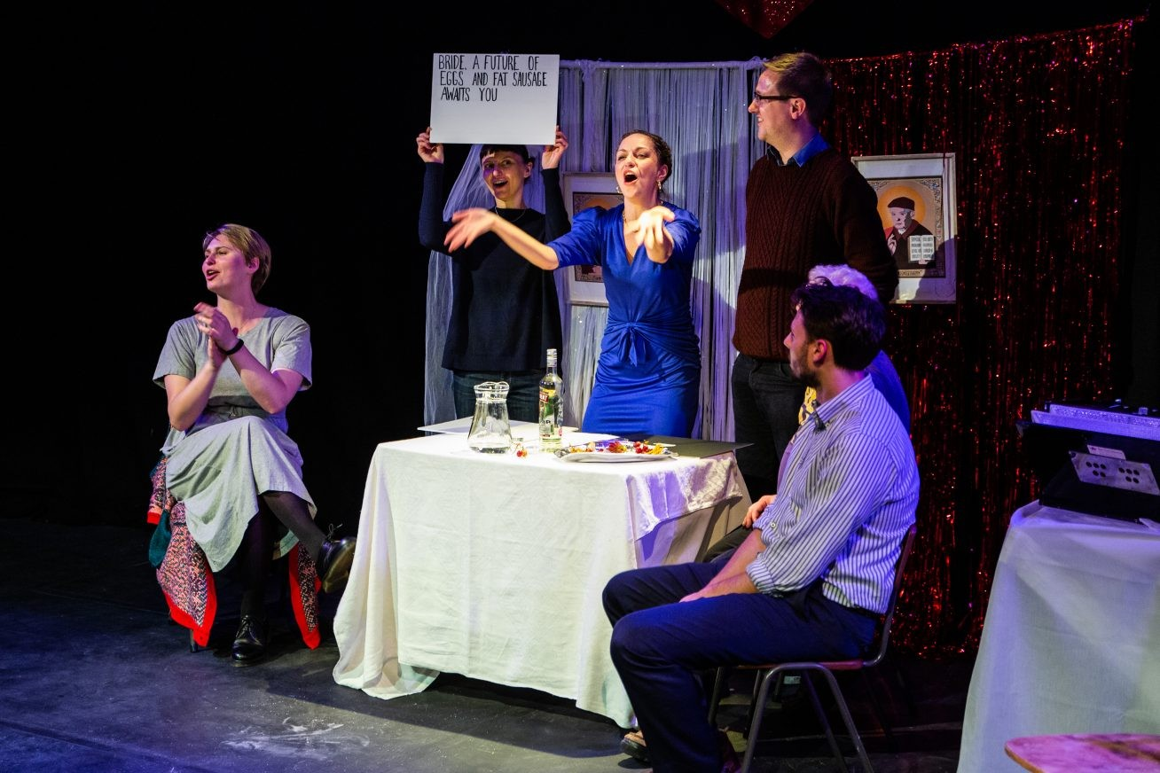 (Bedford) Wesele/Wedding: a cabaret with Esperanto
