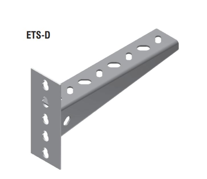ETS-D Duvar Tipi Askı Sistemleri