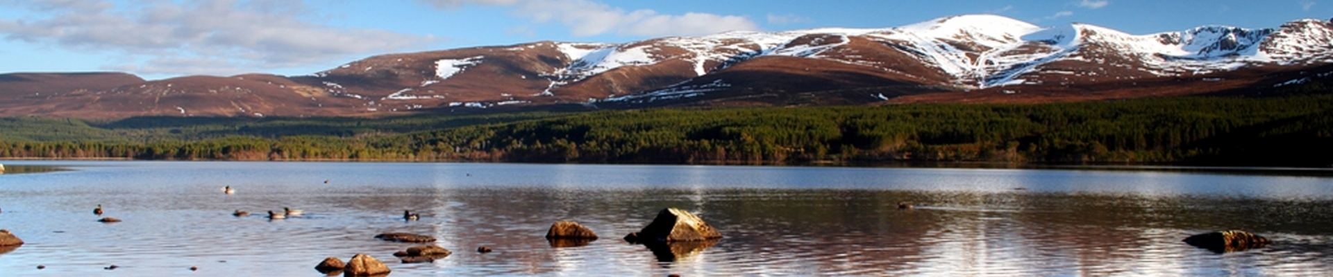 Aviemore...perfect for Spring