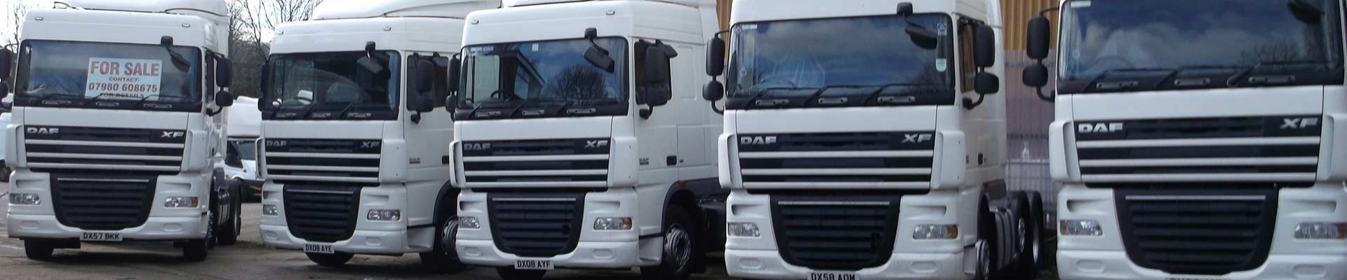 Light Commercial Vehicles and DAF Trucks For Sale