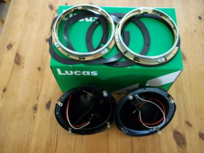 HEADLAMP KIT