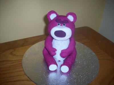 Toy Story Lotso Cake Topper