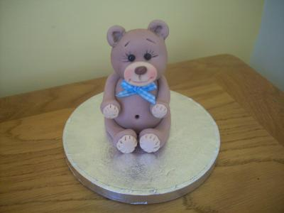 Teddy Bear Cake Topper