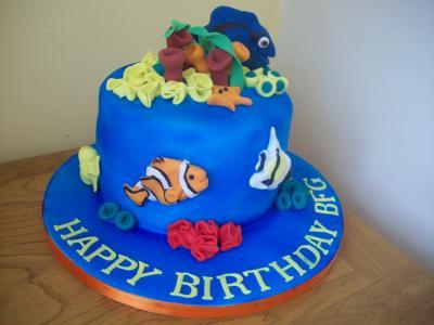 Marine Fish Cake