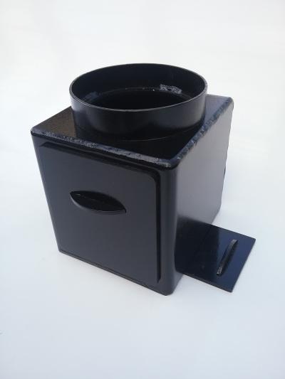 Rayburn Regent Flue Box