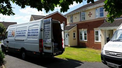 2 Van move - Baswich, Stafford