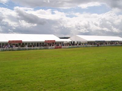 Racecourse Marquee