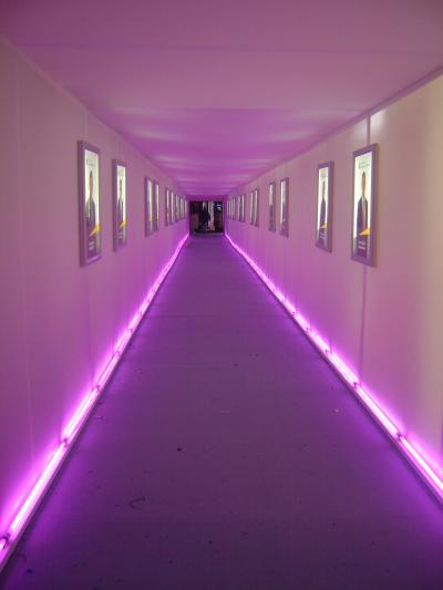 Corporate Marquee Walkway