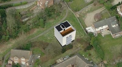 Cube House, Henley