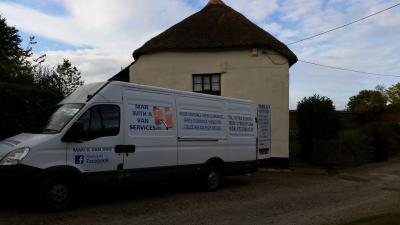 1 Van Removal to Devon