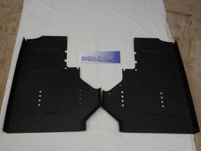 PAIR OF FRONT FLOOR PANEL