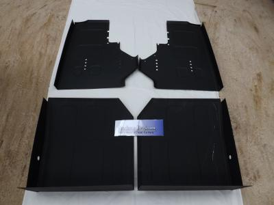 SET OF FLOOR PANELS