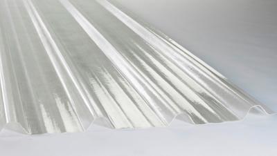 Grp Fibreglass Rooflights