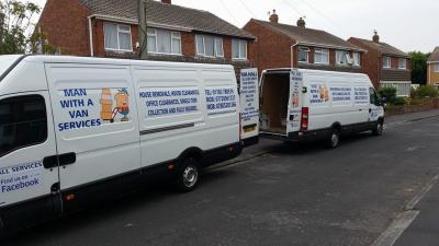 2 Van Blackpool Move
