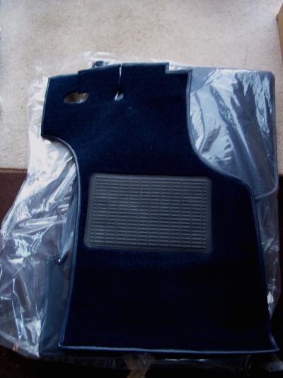 Dk Blue Carpet Set 948/10