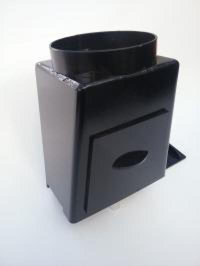 Rayburn Flue Box