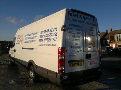Shiny Van